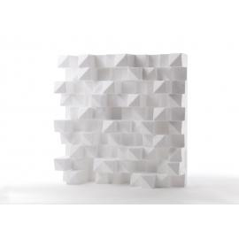 Panneau Diffuseur Polystyrène 60x60 - Blanc (4 pièces)